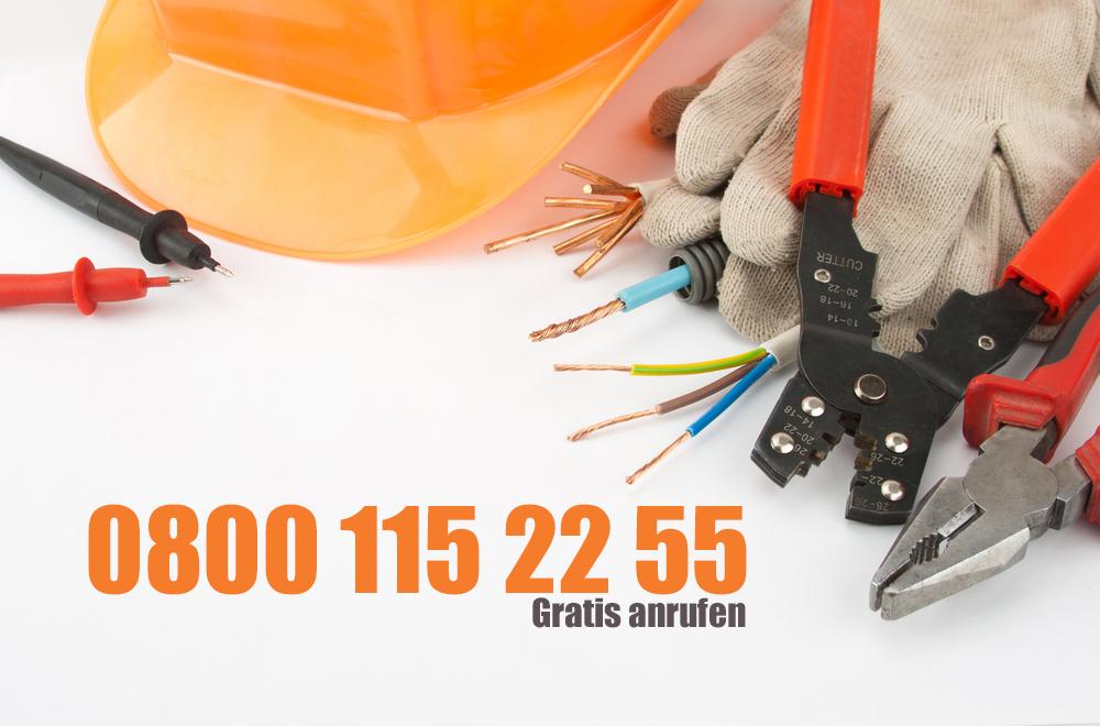 Unter unserer Service-Hotline sind wir rund um die Uhr erreichbar